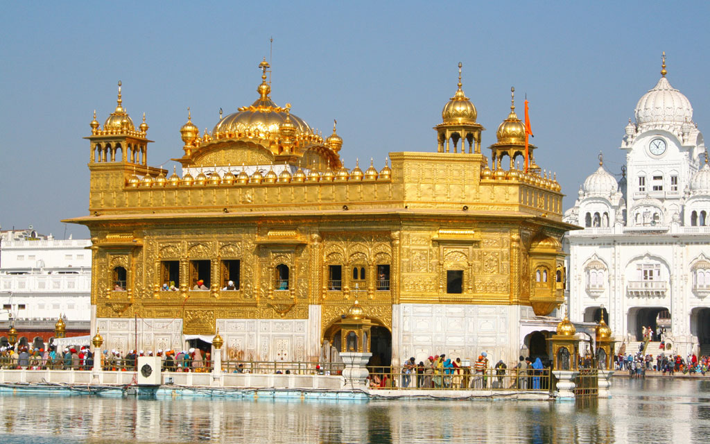 09 Days Golden Triangle Tour With Amritsar